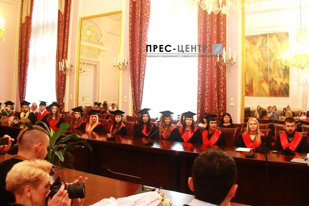 Випусккники факультету міжнародних відносин
